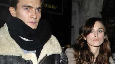Keira Knightley séparée de Rupert Friend