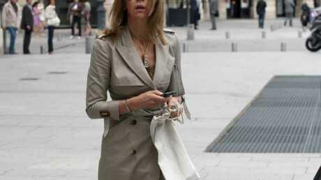 LOOK Carine Roitfeld ultra glamour au Ritz