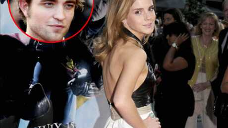 Harry Potter: Emma Watson kiffe Robert Pattinson