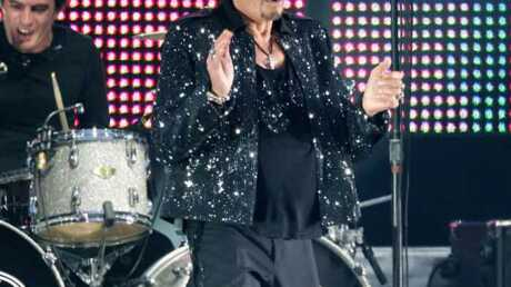 Johnny Hallyday : Paris-Bercy en février 2010