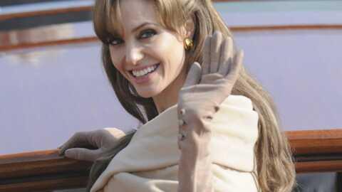 Angelina Jolie n'exclut pas d'avoir d'autres enfants