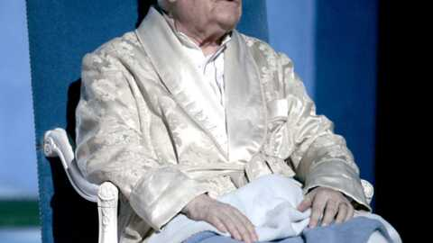 Mort de Roger Planchon: hommage de Nicolas Sarkozy