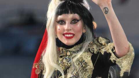 Lady Gaga s'est séparée de Luc Carl