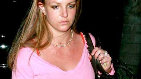 Britney Spears Un ennui mortel…