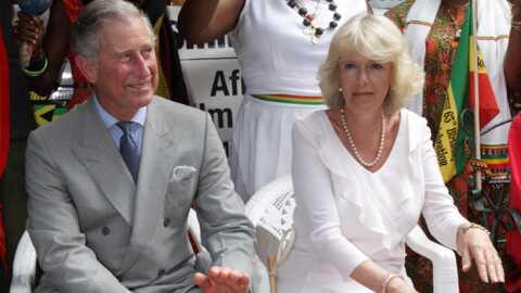 Charles & Camilla Prince de Babylone