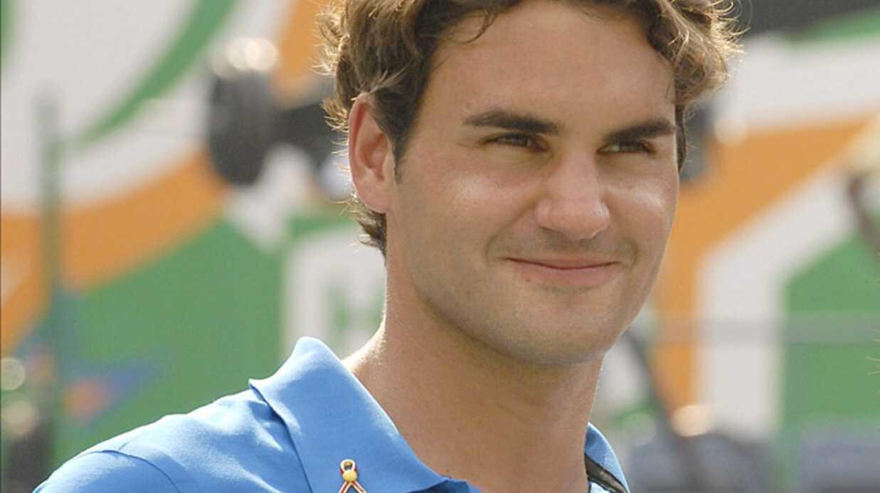 Roger Federer: papa pour la première fois cet été