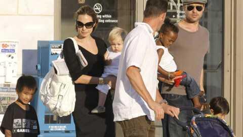 Angelina Jolie et Brad Pitt: adoption en Amérique du Sud