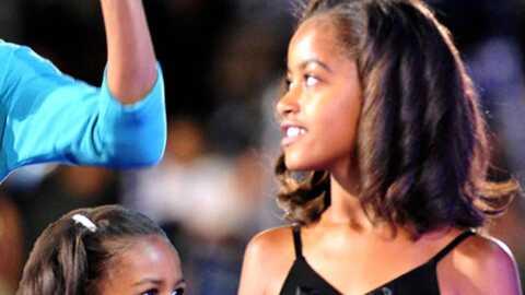 Barack Obama: ses filles ne jouent pas dans Hannah Montana