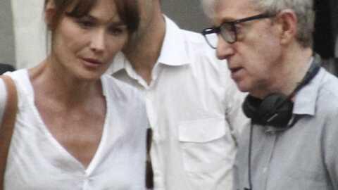 Carla Bruni: le prix de son rôle pour Woody Allen