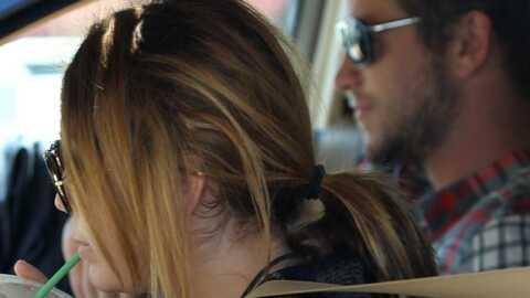 Miley Cyrus et Liam Hemsworth: de nouveau en couple?