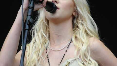 Taylor Momsen de Gossip Girl en concert à Paris ce soir