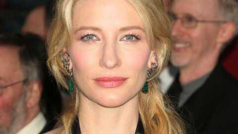Cate Blanchett Encore un fils!