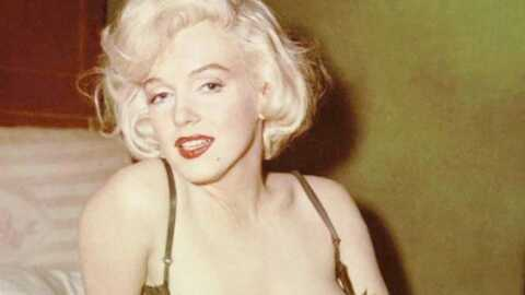Marylin Monroe Sextape d'outre-tombe
