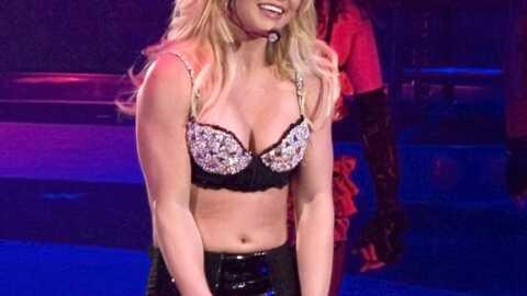 VIDEO Britney Spears: nouvelle gaffe en tournée