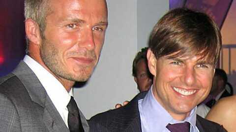 Tom Cruise veut acheter la maison de David Beckham