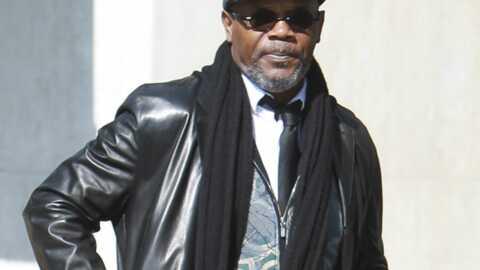 Samuel L. Jackson fait un saut à Bondy