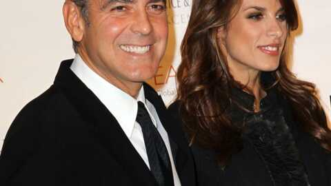 George Clooney: grand seigneur au restaurant