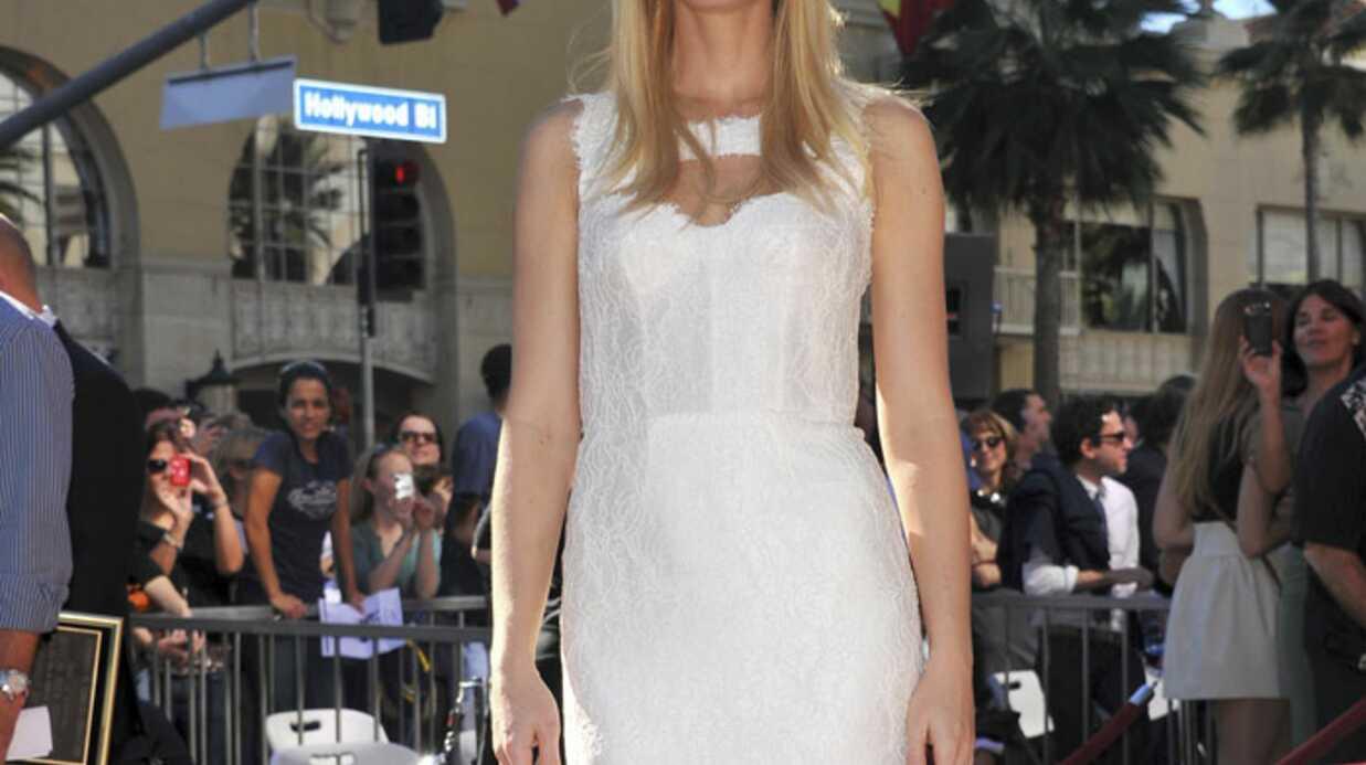 PHOTOS Gwyneth Paltrow reçoit son étoile à Hollywood