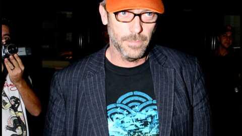 Hugh Laurie Au boulot!