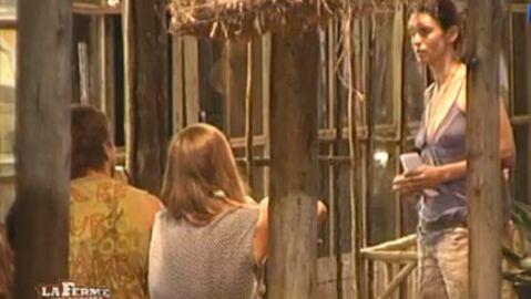 La ferme célébrités 3: Mickaël s'excuse, Adeline refuse