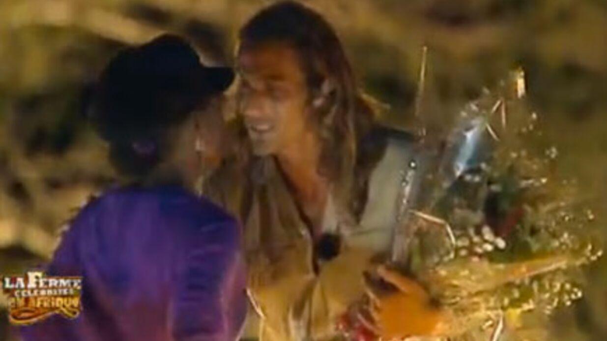 La ferme célébrités 3: Olivier le ranger joue les Valentin