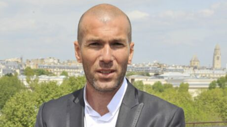 Zinedine Zidane retourne à l'école