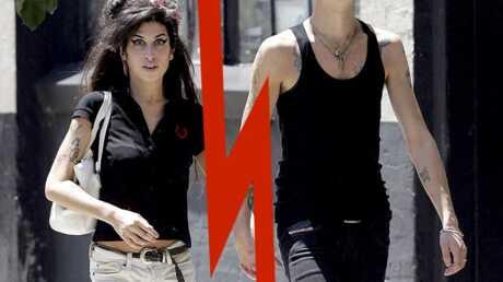 Amy Winehouse et son mari Blake Fielder-Civil divorcent