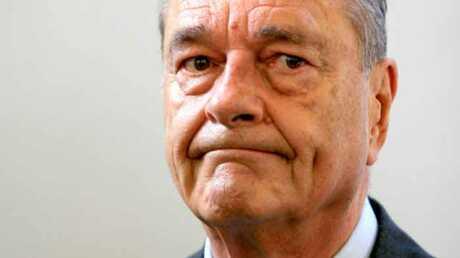Jacques Chirac a volé le cadeau de Bernadette