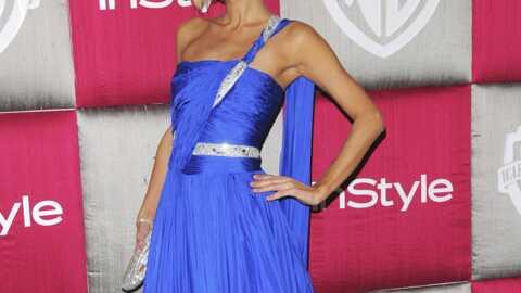 Paris Hilton virée de la soirée post Golden Globes 2009