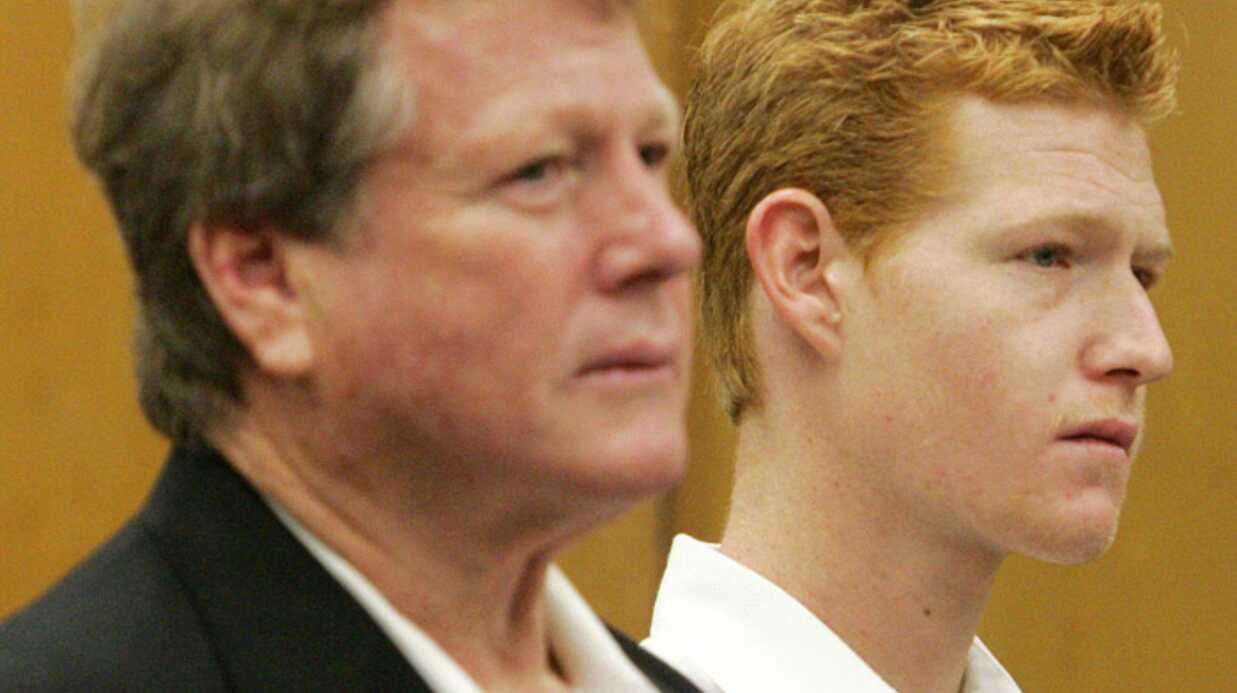 Ryan O'Neal et son fils: coupables pour détention de drogue