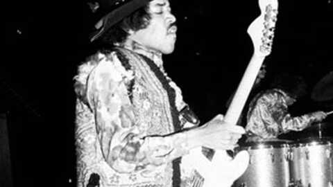 Jimi Hendrix: un album inédit 40 ans après sa mort