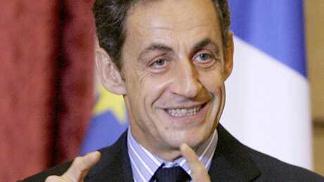 Nicolas Sarkozy adore le prénom Solal, fils de Jean