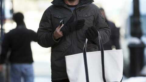 LOOK En hiver, Hugh Jackman perd de son sex appeal