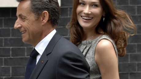 Carla Bruni-Sarkozy s'exprime sur l'annulation de la garden party