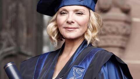 Kim Cattrall diplômée des Arts à Liverpool
