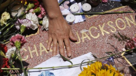 Michael Jackson: son mausolée tagué par des fans