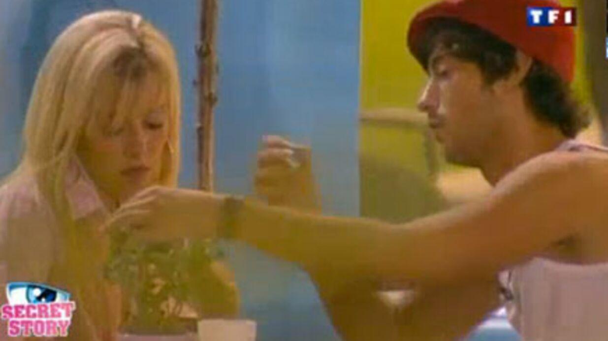 VIDEO Secret Story 4: Robin se rapproche de Stéphanie