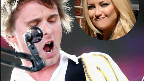 Muse : Matthew Bellamy et Kate Hudson ensemble ?