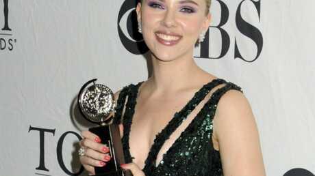 Scarlett Johansson sacrée pour sa prestation à Broadway