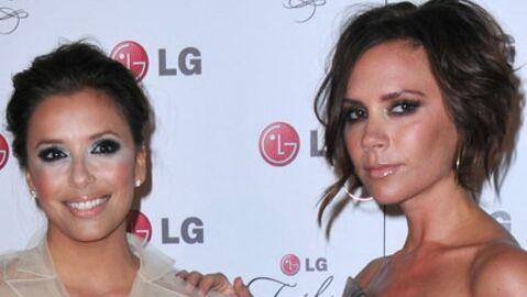 Victoria Beckham: Eva Longoria marraine de sa fille?