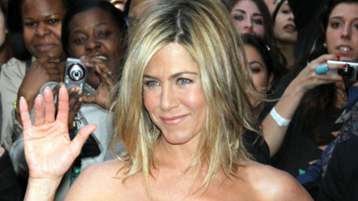 Jennifer Aniston accusée d'être une briseuse de ménage