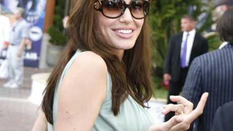 Angelina Jolie Ce sont bien des jumeaux!