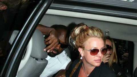 Britney Spears Encore un accroc