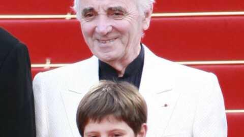 Charles Aznavour ne dirait pas non à un nouveau film