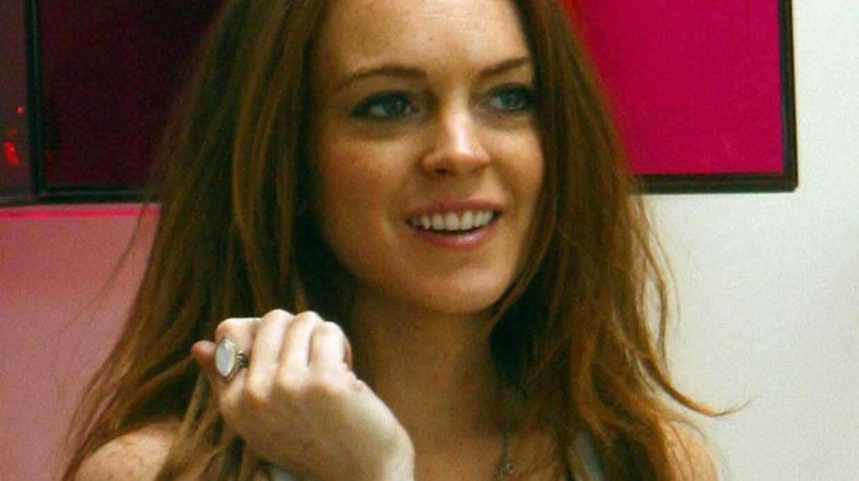 Lindsay Lohan décroche un rôle dans The Other Side