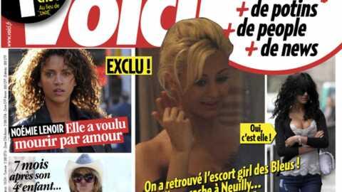 Exclu: Voici a retrouvé Zahia dans les rues de Paris!
