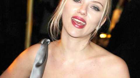Scarlett Johansson  Parce qu'elle le vaut bien!