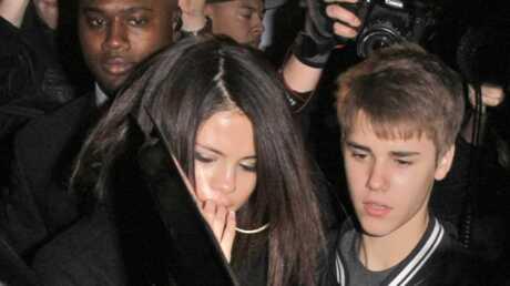 Selena Gomez: «terrifiée» par les fans de Justin Bieber