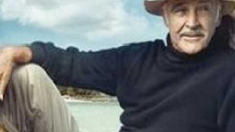 Sean Connery dans la publicité Louis Vuitton