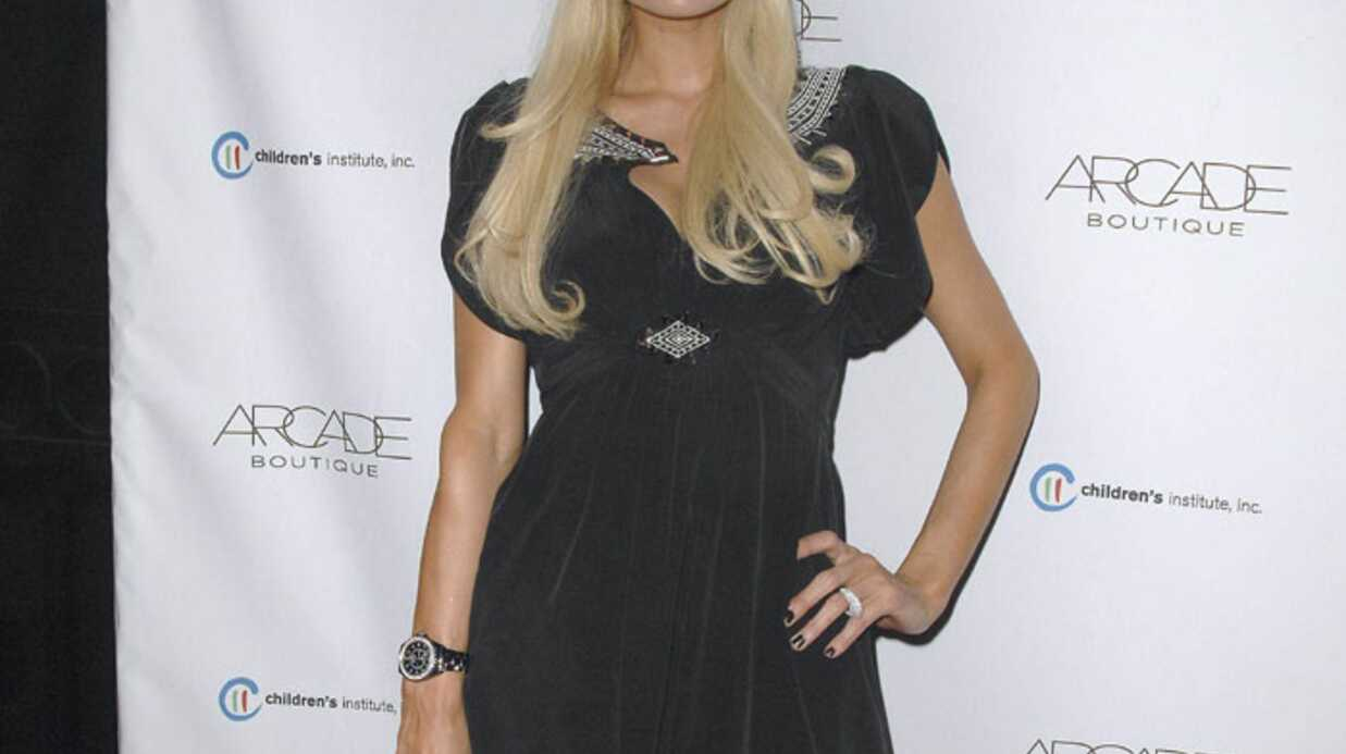 Paris Hilton: un inconnu encore arrêté chez elle